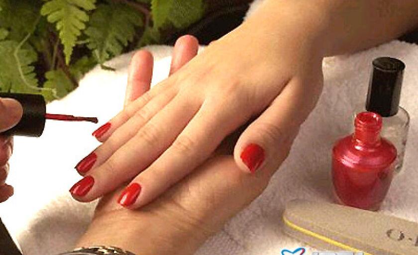 Os serviços mais procurados são os  de manicure