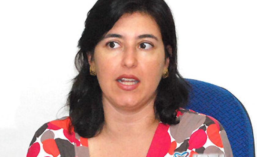 Prefeita Simone Tebet