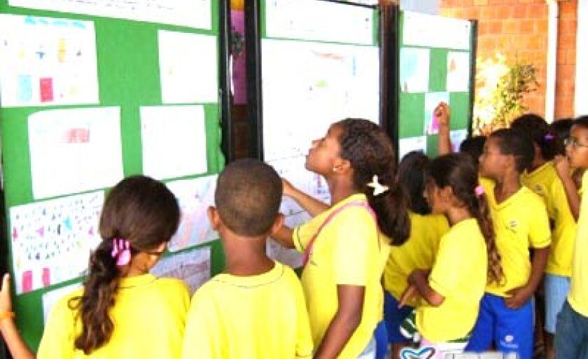 Projeto da VCP é encerrado na escola Elma Garcia