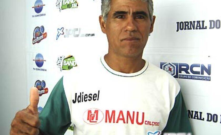 Ultramaratonista José Ricardo Moreira