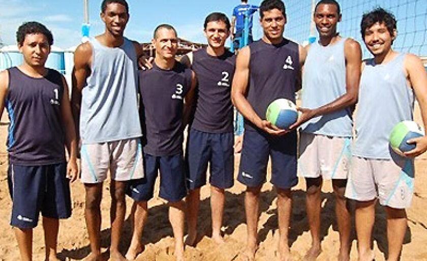 A equipe sagrou-se campeã ao vencera equipe da Seneatins, de Palmas (TO)