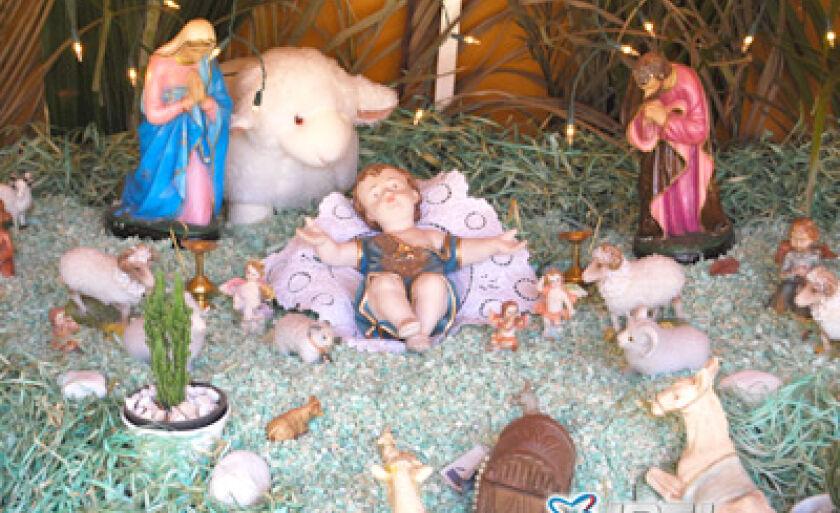 Para os católicos, celebrar o Natal é reviver o nascimento de Jesus e as mensagens de paz que trouxe aos homens de boa vontade