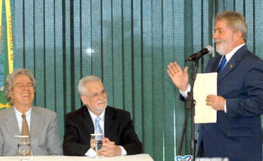 Os institutos terão forte inserção na área de pesquisa e extensão