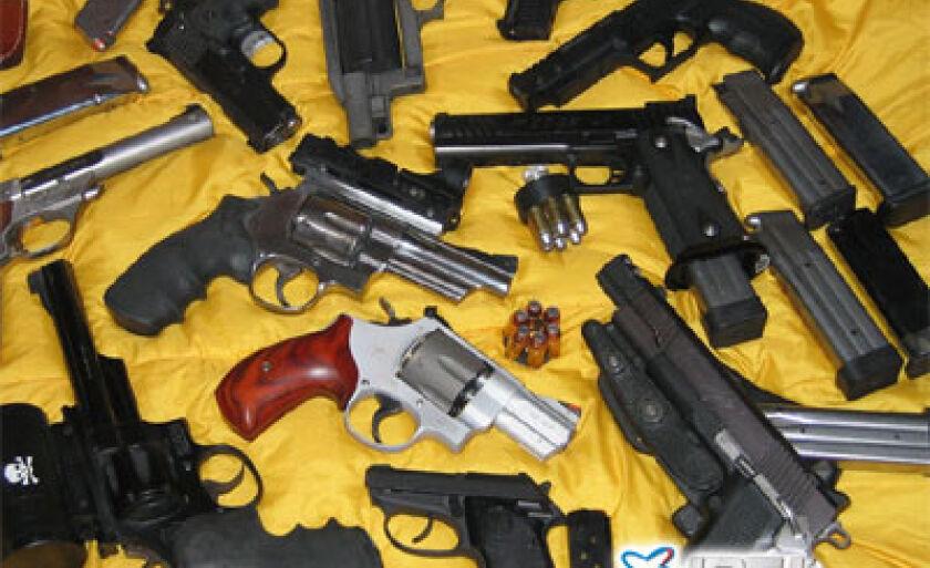 No site da PF (www.dpf.gov.br),  os donos das armas podem utilizar o serviço de registro provisório
