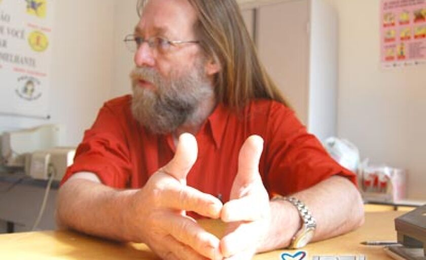 Domiciano Siqueira fala sobre o tema da palestra