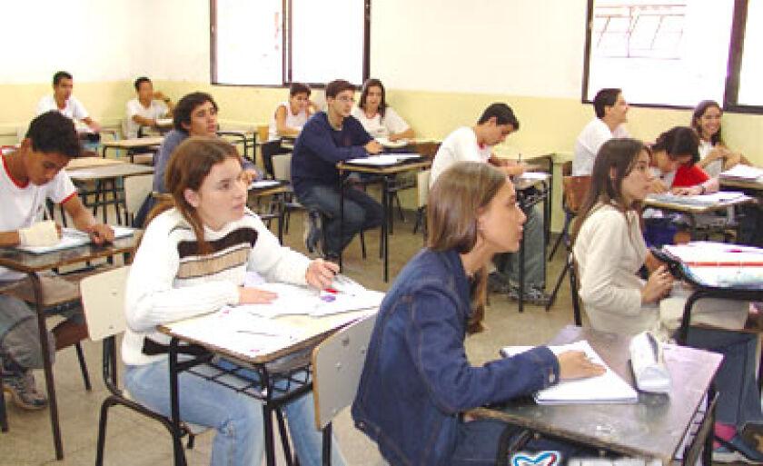 Pela matrícula digital, as vagas nas escolas são distribuídas democraticamente