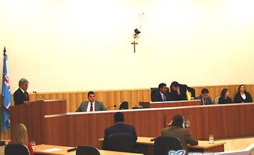 Durante sessão no Plenário da Cãmara Municipal, os vereadores aprovaram o repasse das verbas para as entidades