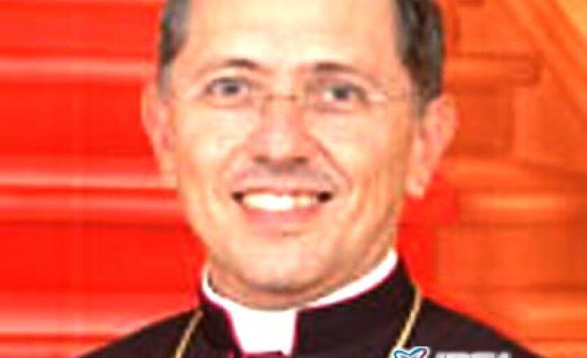 Bispo auxiliar Eduardo Pinheiro da Silva