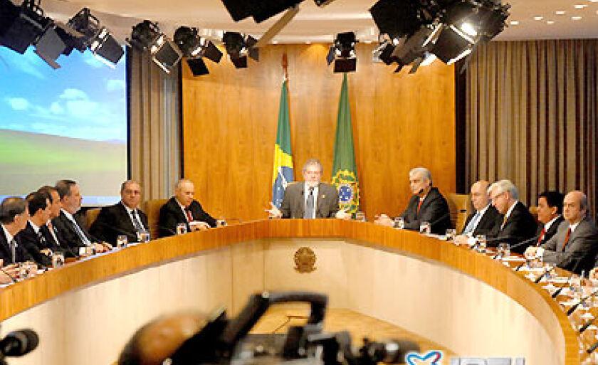 Medidas foram anunciadas pelo presidente Lula, em reunião com empresários em Brasília
