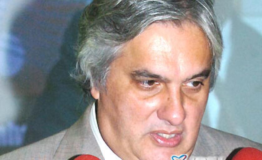 Senador Delcídio Amaral (PT-MS) é o relator