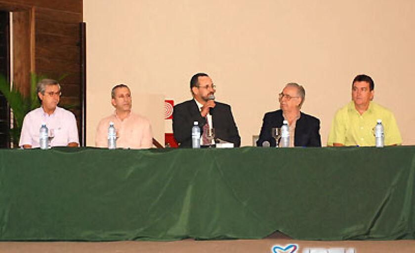 A audiência pública, prevista na legislação ambiental, foi realizada na Leiloado