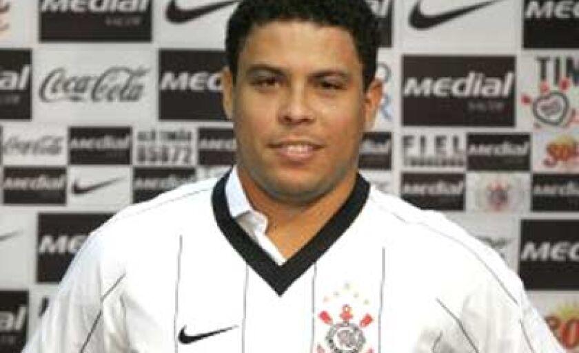 Ronaldo pode vir jogar com o Misto
