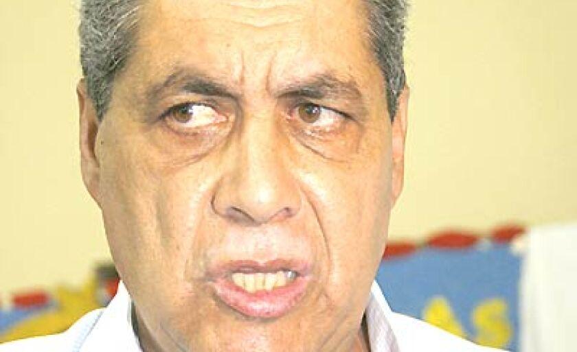 André quer estabelecer parcerias com as províncias do Paraguai e da Argentina