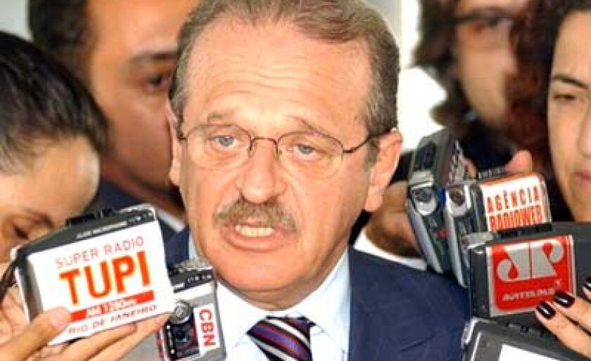 Ministro da Justiça Tarso Genro