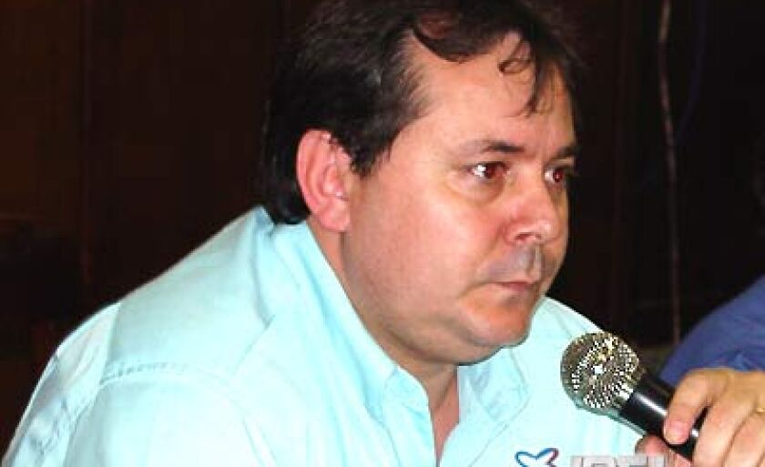 Administrador do Hospital, João Pessini