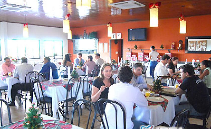 Representantes dos órgãos de Imprensa participaram de confraternização no Vila Romana Park Hotel