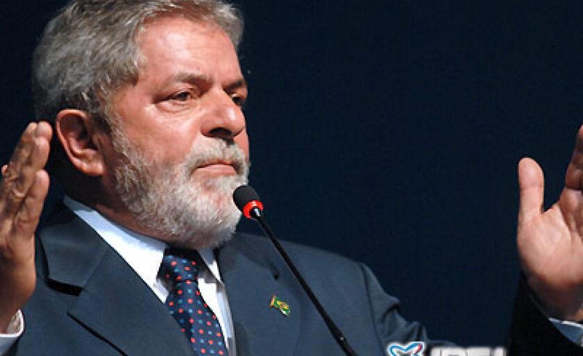 Presidente Lula exige discussão política com EUA