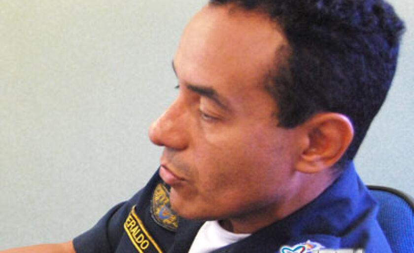 Tenente-coronel Washington Geraldo de Oliveira
