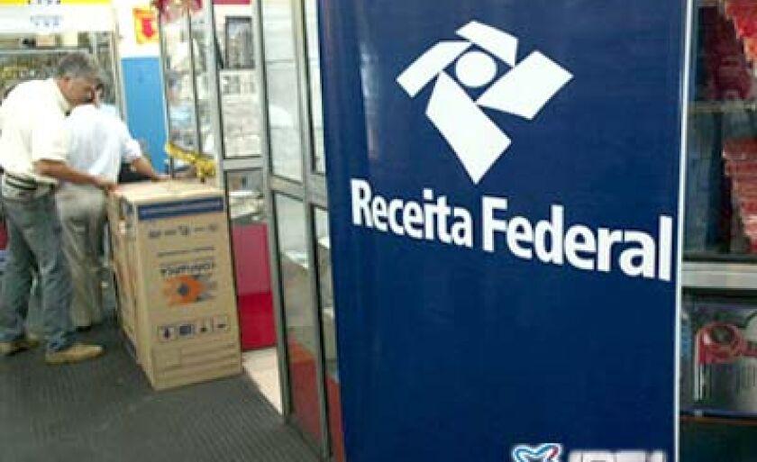 Os dados foram divulgados ontem (19) pela Receita Federal
