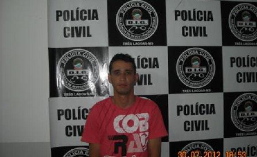 Silva foi preso em sua residência no bairro Vila Nova