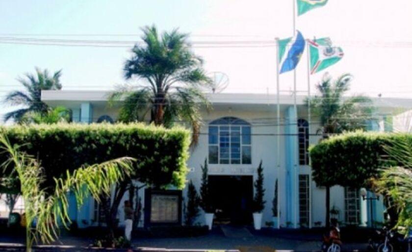 Sede do Poder Legislativo em Paranaíba: em plena campanha, vereadores terão que trabalhar mais