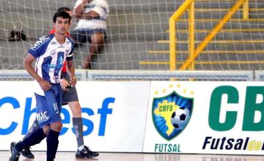 Capitão do Três Lagoas disse que é preciso tomar cuidado com Netinho, que atua também na seleção de futsal