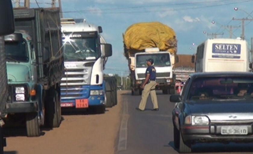 PRF vai intensificar as fiscalizações nas estradas