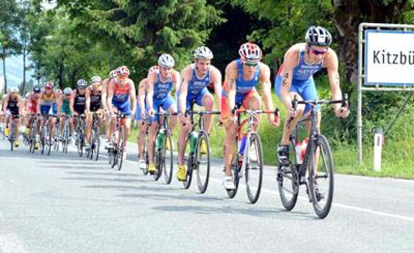 Serão 8 km de ciclismo durante a competição