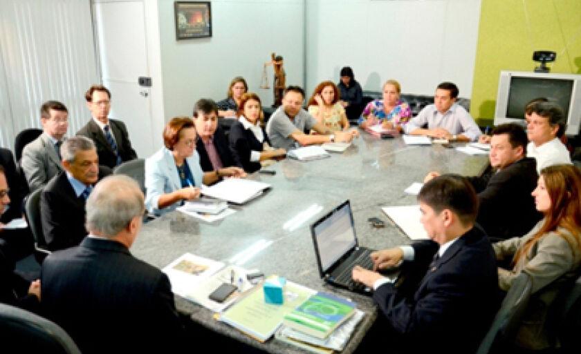 Reunião aconteceu em Campo Grande