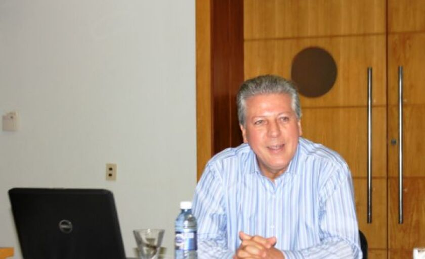 José Carlos Grubisich, diretor-presidente da Eldorado Brasil
