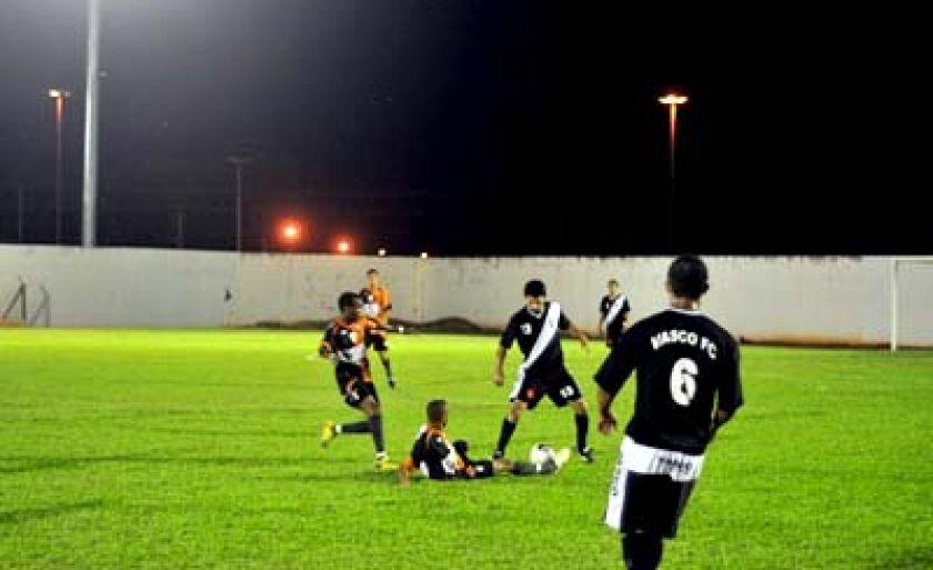 Vasco está no grupo B da Copa Três Lagoas