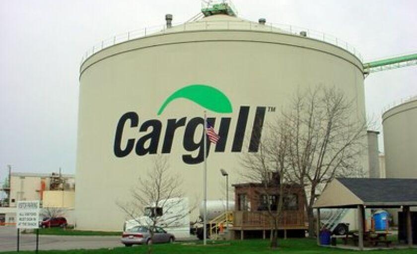 Cargill produz e comercializa produtos e serviços alimentícios, agrícolas, financeiros e industriais