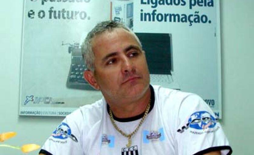 João Torres afirmou que todos deveriam pensar em doar sangue