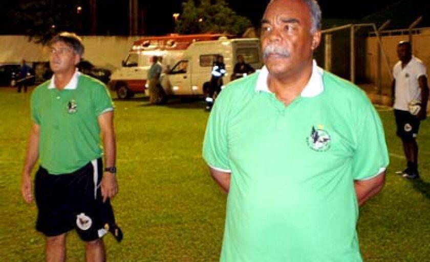 Diretoria do Misto quer Marçal trabalhando no time novamente em 2013