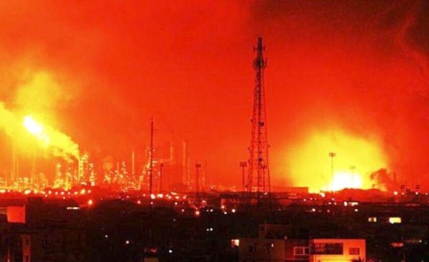 Dezenove pessoas morreram em explosão na maior refinaria da Venezuela