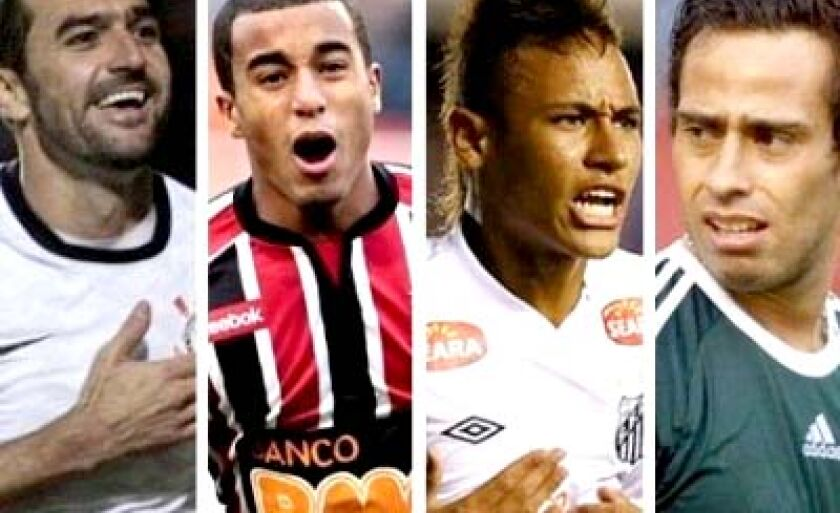 Quatro grandes de São Paulo jogam contra rivais nesta rodada