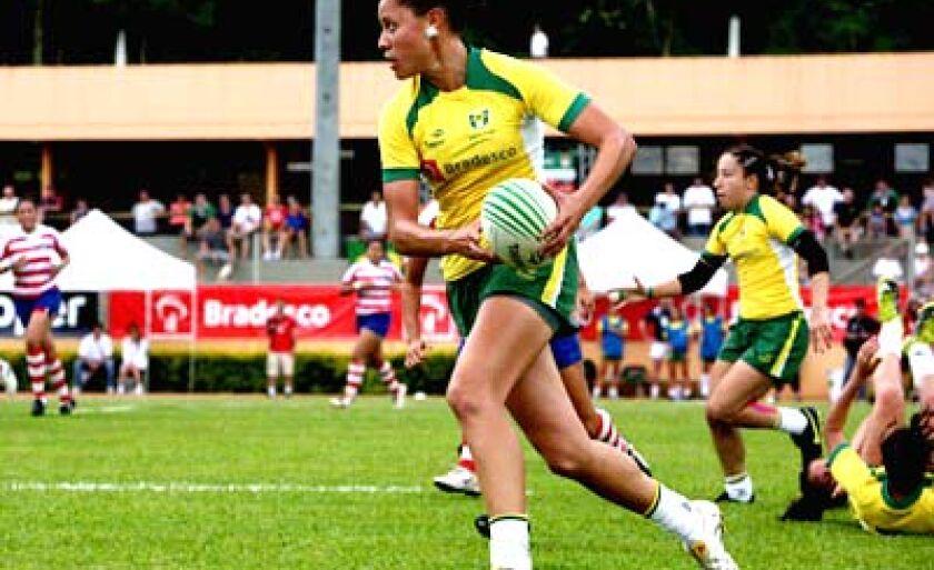 No Brasil, o rugby feminino é mais famoso que o masculino