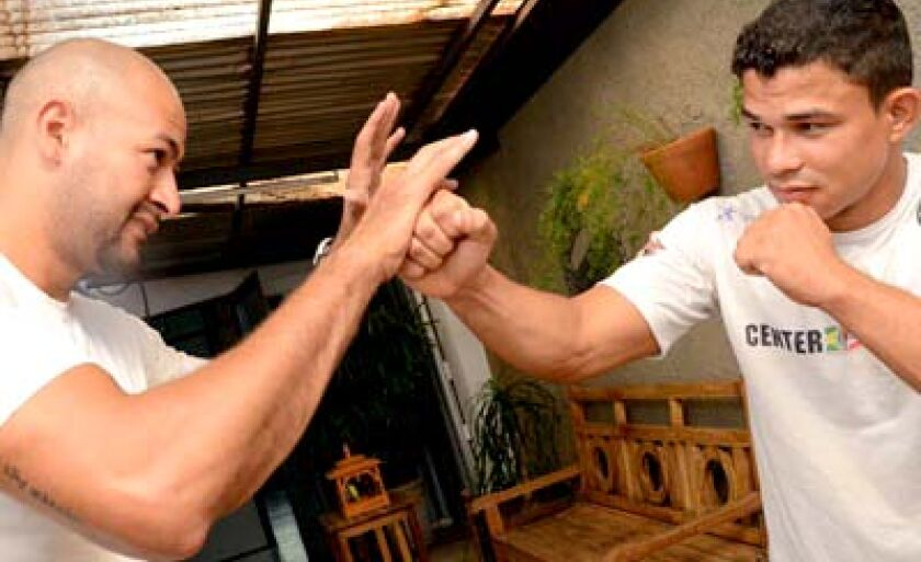 José Cardoso (dir.) quer nocautear o oponente