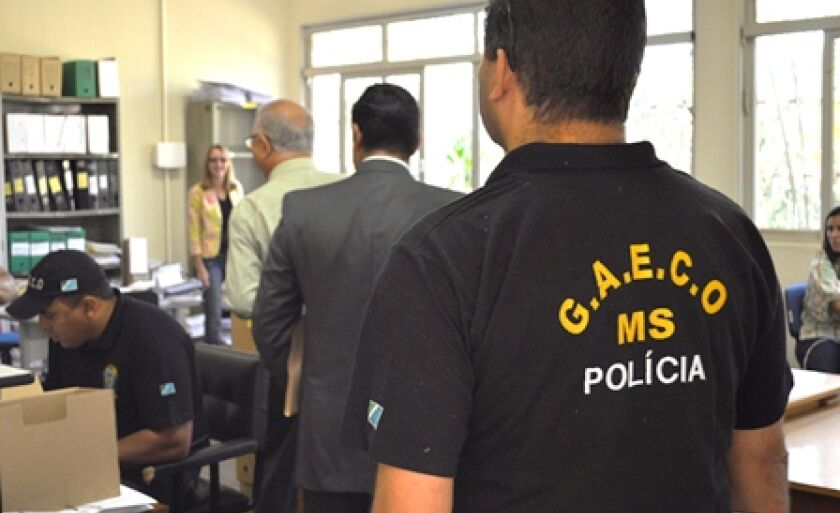 Operação do Gaeco resultou no indiciamento de 15 pessoas