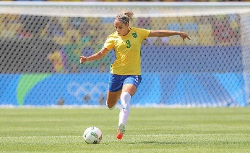 Seleção Brasileira no jogo dessa sexta-feira