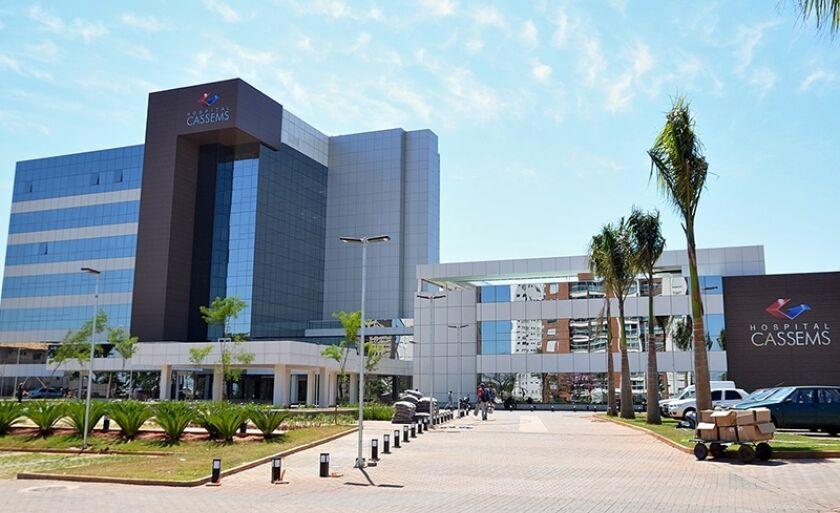 Inauguração do hospital está prevista para o dia 6 de outubro