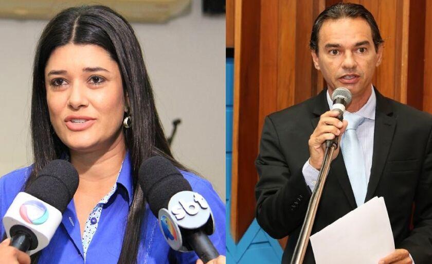 Rose Modesto e Marquinhos Trad voltam às urnas dia 20