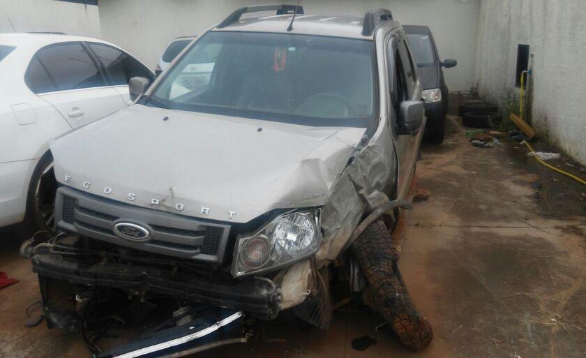 Carro roubado em Leme foi apreendido em Aparecida do Taboado