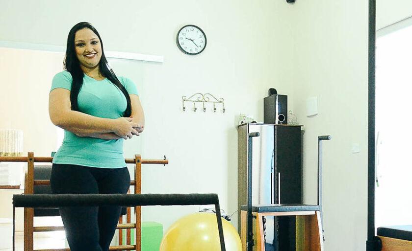 Fisioterapeuta Patrícia Vieira