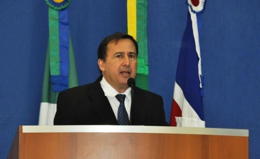 Vereador Gilmar Garcia Tosta