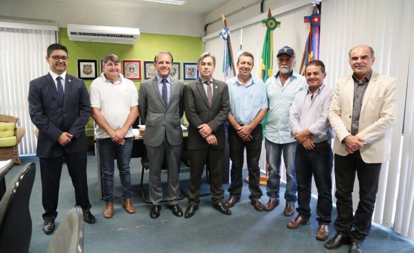 Vereadores de Paranaíba buscam por investimentos na área de segurança pública