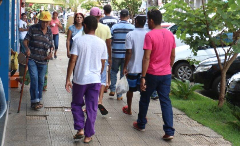 A última estimativa do IBGE, de 2016, revela que o município saltou para 115.561 moradores – crescimento de 13,5%