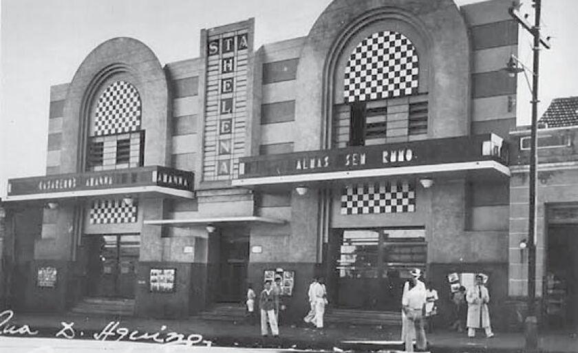 A sede do cinema ficava na Rua Dom Aquino logo abaixo da 14 de Julho, onde hoje é uma loja comercial