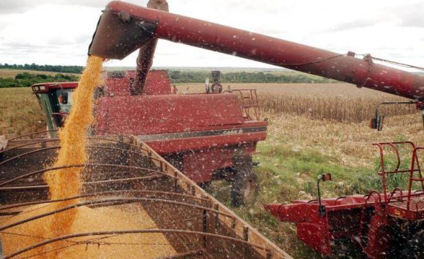 O governo federal anunciou hoje recursos da ordem de R$ 190 bilhões para o setor agrícola do país