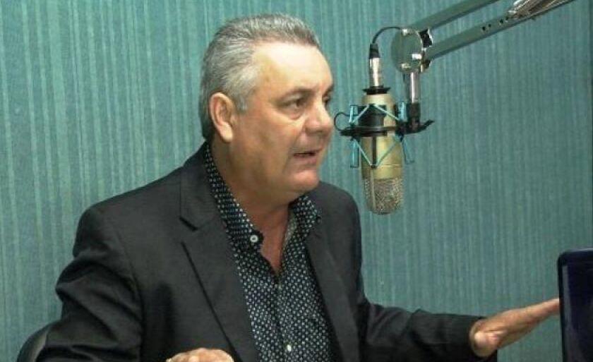 Prefeito de Três Lagoas, Ângelo Guerreiro, em entrevista ao RCN Notícias da Rádio Cultura FM